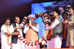 PM Modi Says Nationalisation of Banks Drama by Congress Govt to Cover Up Morarji Desai Sacking