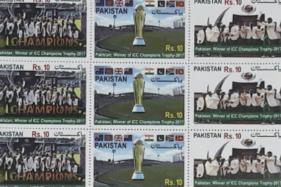 Pakistan Issues Special Stamps as Tribute to Champions Trophy Win