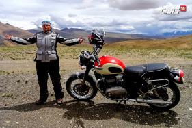 In Conversation With Pallavi Fauzdar - Adventure Biker