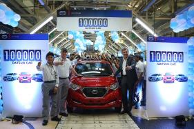 Datsun Rolls Out 100,000th Car in India