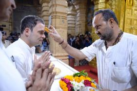 Rahul Gandhi's Name 'Entered' as non-Hindu at Somnath Temple, BJP Questions His Faith