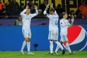 Rift Between Sergio Ramos and Cristiano Ronaldo Resolved, Says Zidane