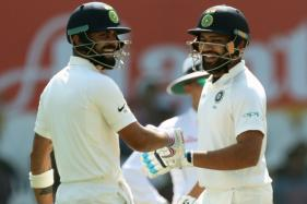 Virat Kohli, Rohit Sharma Leave Sri Lanka Staring at Innings Defeat