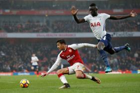 Alexis Sanchez Scores as Arsenal Outplay Tottenham Hotspur