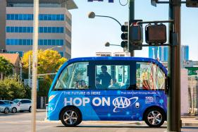 U.S. Safety Board to Probe Self-Driving Shuttle Crash in Las Vegas