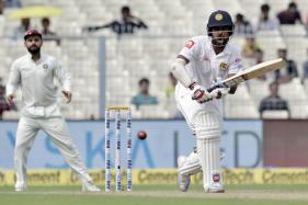 In Pics, India vs Sri Lanka, 1st Test Day 3