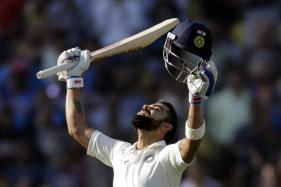 Kohli Equals Brian Lara's Double Century Record in Nagpur Victory