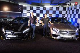 Mercedes-AMG GLA 45 and CLA 45 Launched in India, Price Starts at 75.2 Lakh