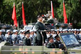 China's Military Ordered to Pledge Total Loyalty to President Xi Jinping