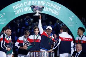 Yannick Noah's French Davis Cup Men Dispel 'Losing Culture'