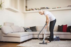 Keeping Active With Household Chores Can Help Older Women Live Longer