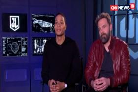 Idol Chat: Masand In Conversation With Ben Affleck, Gal Gadot, Jason Momoa and Ray Fisher