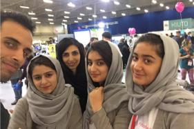 Afghan All-Girl Robotics Team That Was Denied US Entry Just Had Another Win