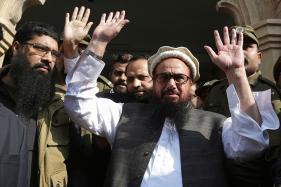 Hafiz Saeed Sahib Has No Case Registered Against Him Here: Pak PM Abbasi