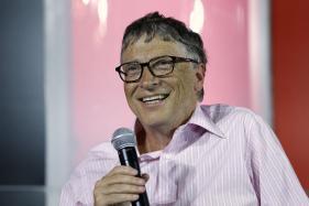 Bill Gates Giving $50 Million For Alzheimer's Research