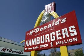 McDonald's Set to Demolish Historical Replica of Its First Ever Restaurant