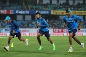 Prayers to Lord Ganesha as Rain Cloud Hovers Over T20I Decider