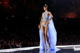 All About Dilone, The Beauty Who Walked Her Second Victoria's Secret Fashion Show This Year