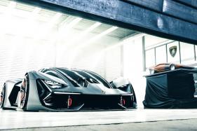 Lamborghini Terzo Millennio Electric Supercar Concept Unveiled