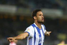 Brazilian Striker Willian Jose Seeking Spain Switch