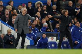 Conte Refuses to Shake Hands With Mourinho After Chelsea Win