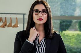 Sandeep Aur Pinky Faraar First Look : Parineeti Chopra Looks Like an Edgy Boss Lady