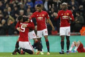 Triple Injury Boost for Man United as Ibrahimovic, Pogba, Rojo Return
