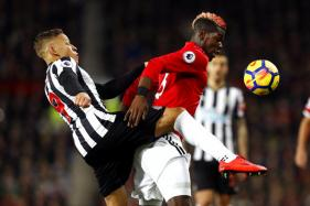 Manchester United Boss Jose Mourinho Slams Paul Pogba 'Lies'