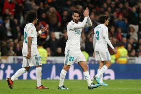 Real Madrid Roll Over Las Palmas to Calm Crisis Talk