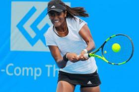 Rutuja Bhosale Goes Down to Israeli Qualifier Deniz