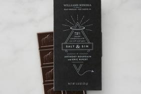 Chefs Anthony Bourdain and Eric Ripert Release New Chocolate For the Holidays