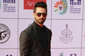 Shahid Kapoor Voted 'Sexiest Asian Man' in UK Poll