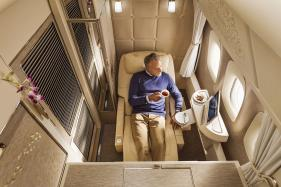 Emirates' New Private Suites Feature 'Zero-gravity' Seats, NASA-inspired Technology