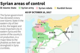 Syria Declares Victory Over Islamic State