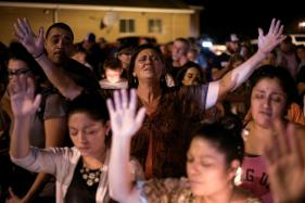 'Why Here?' Ask Residents of Small Texas Town After Gunman Kills 26 In Church