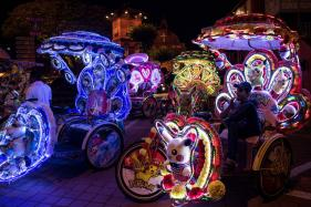 Pimped-up Pedicabs a Tourist Hit in Historic Malaysian City