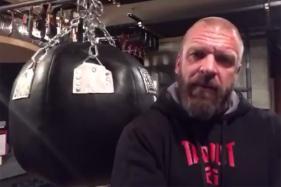 WWE Live India Tour: Triple H Shows Off Pedigree to Hammer Jinder Mahal