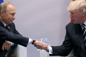 Trump, Putin Agree 'No Military Solution' in Syria: Kremlin