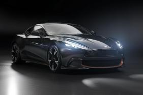 Aston Martin Vanquish S Unveiled, Only 175 Units to be Made