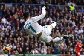 Cristiano Ronaldo Ends La Liga Goal Drought As Real Madrid Hammer Sevilla 5-0