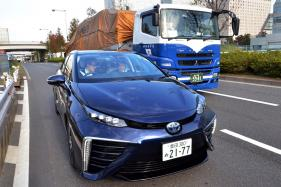 Japanese Auto Giants Planning to Set Up New Company to Build More Hydrogen Refuelling Stations