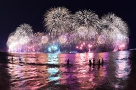 Three Million People Set to Bring In 2018 in Rio's Copacabana Beach