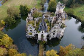 Modern Day Crowdfunding Saves Crumbling Medieval French Chateau
