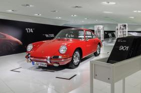 Porsche Museum Showcases its Oldest 911 for the First Time