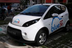 Singapore Launches Its First Large-Scale Electric Car-Sharing Programme