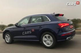 Exclusive - 2018 Audi Q5 Spotted in India Undisguised Before January Launch