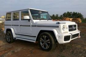 Convert Your Mahindra Bolero to Mercedes-Benz G-Wagen for Rs 7.35 Lakh
