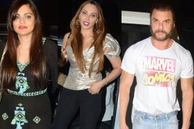 Deanne Pandey's B'day Party: Iulia Parties With Salman's Family