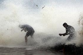 Cyclone Ockhi: Rains Lash Mumbai, Coastal Maharashtra