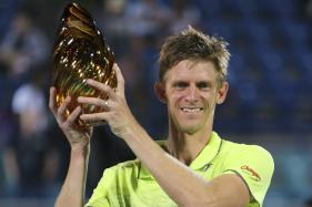 Kevin Anderson in Elite Group After Winning Abu Dhabi Exhibition Event